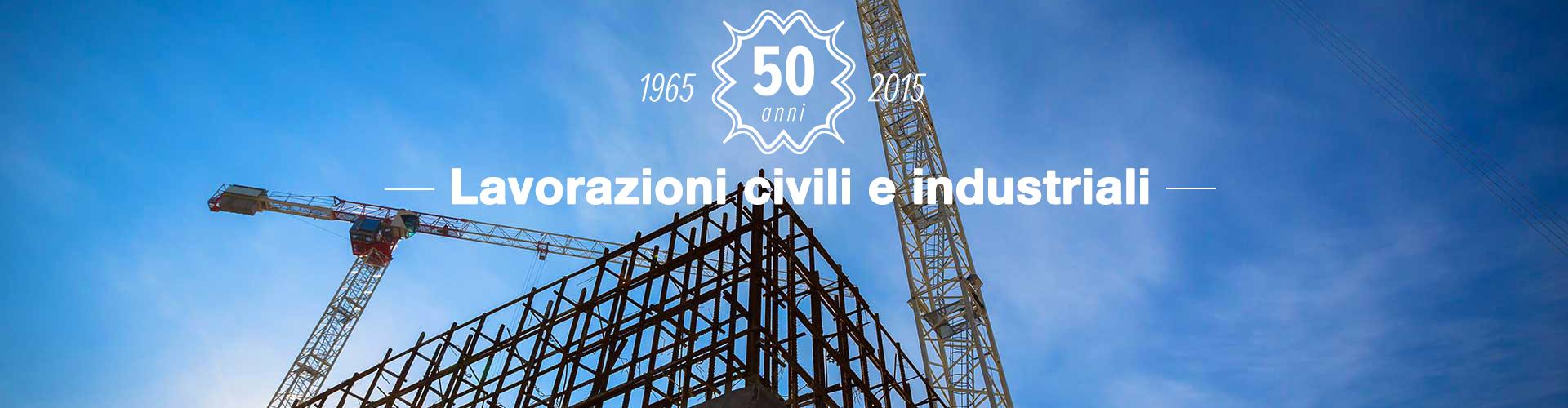 Lavorazioni civili ed industriali Impresa edile Lodi Brocchieri e Curti