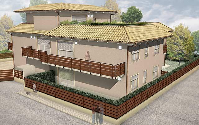 area cantieri - residenza verdi